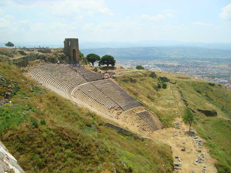 Pergamum Theater